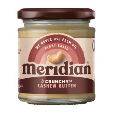 Meridian Crunchy Cashew Butter 170g