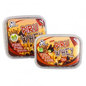 GoFood Mini Piru Whey Choco Hazelnut Cream Wafers 90g