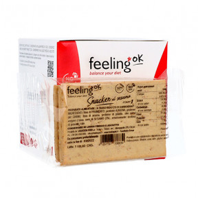 FeelingOk Snacker with sesame Start 50g