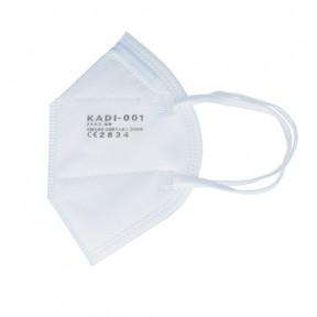 FFP2 mask standard EN149: 2001 CE marked respiratory filtering