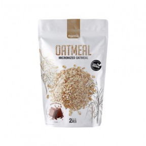 Quamtrax Chocolate Flavored Oatmeal 2Kg