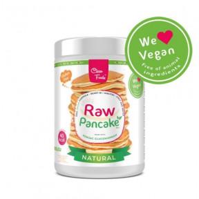 Préparation pour Pancakes Low-Carb Raw goût Nature Végétalien Clean Foods 425 g