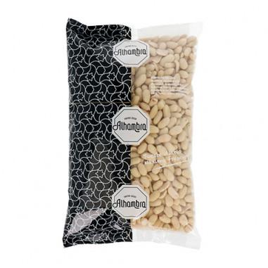 Cacahuetes Crudos con Piel Alhambra 1kg