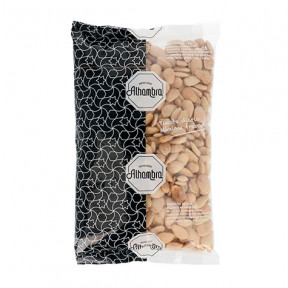 Almendras Repeladas Tostadas con Sal Alhambra 1kg