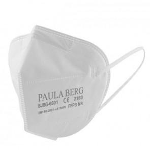 FFP3 Paula Berg half mask standard EN149: 2001 Respiratory Filtering CE marked