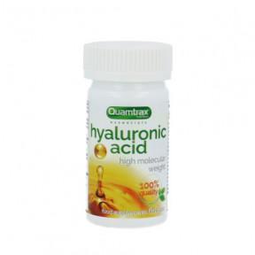 Ácido Hialurónico Essentials Quamtrax 60 cápsulas