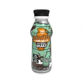 Shake Protéiné goût Chocolat avec Menthe Carb Killa Grenade 500ml