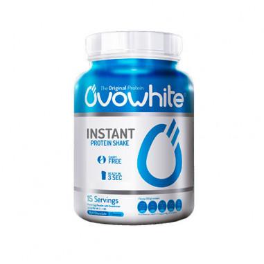 OvoWhite Instant 100% Egg Protein Chocolate Peanut 453g