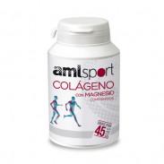 Colágeno com Magnésio Amlsport 270 Comprimidos