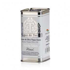 Huile d'Olive Extra Vierge Sélectionnez Récolte Pagos de Toral 250ml