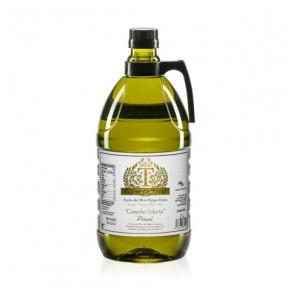 Huile d'Olive Extra Vierge Sélectionnez Récolte Pagos de Toral 2L