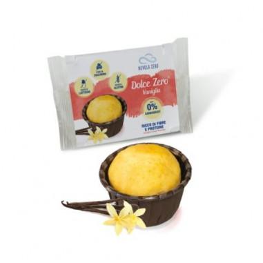 Muffin Dolce Zero Saveur de Vanille de Nuvola Zero 37g