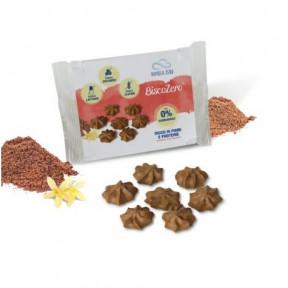 Nuvola Zero Cocoa Flavor BiscoZero Mini Cookies 20g