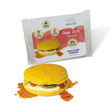 Sandwich Pane Zero Saveur de Curcuma de Nuvola Zero 47g