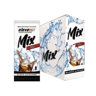 Pack of 24 Envelopes ElevenFit Cola Flavor Mix Drinks 9g