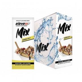 Pack de 24 Sobres Bebidas Mix Sabor Banana Split de ElevenFit 9g