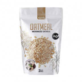 Quamtrax Cookies & Cream Flavored Oatmeal 2Kg