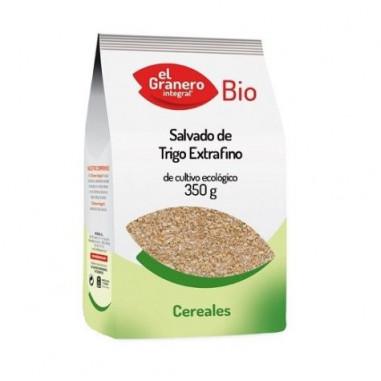 Farelo Extra Fino de Trigo Integral Orgânico El Granero Integral 350g