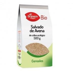 Salvado de Avena Ecológico El Granero Integral 500g