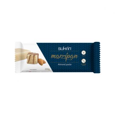 Mazapán sin Azúcar Añadido de Sukrin Marsipan 200g
