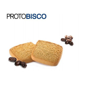 CiaoCarb Protobisco Stage 1 Coffee Flavor Cookies 50g