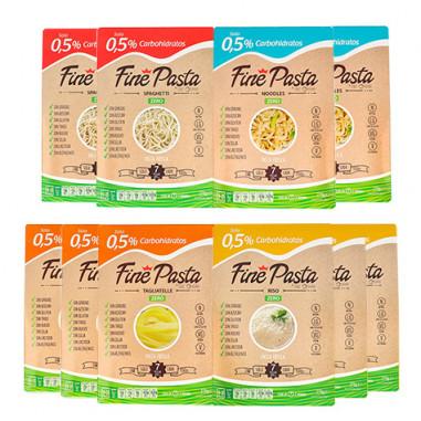 Pack Basic Fine Pasta (10 pacotes)