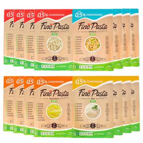 Pack Medium Fine Pasta (16 pacotes)