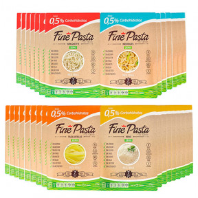 Pack Family Fine Pasta (32 paquets)