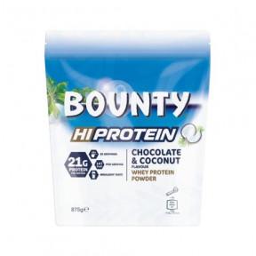 Proteína en Polvo Bounty Sabor Coco Mars Protein 875g