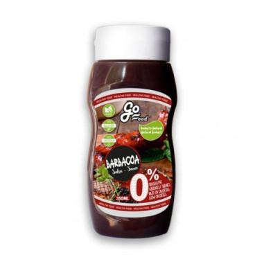 GoFood BBQ 0% Natural Sauce 350ml