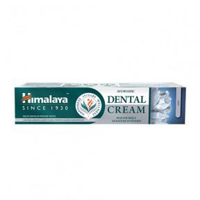 Dentífrico Crema Dental Ayurvédica con Sal Himalaya Herbals 100g