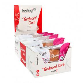 Pack Bizcocho PlumCake Cacao Start FeelingOk (10x45g) 450g
