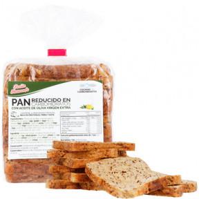 Pan reducido en carbohidratos CSC Foods gratis con todos los pedidos