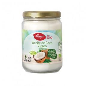 Óleo de coco virgem orgânico 500ml Granero Integral