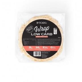 Tortillas Low Carb por Bocado Functional Foods 320g (8unds.)