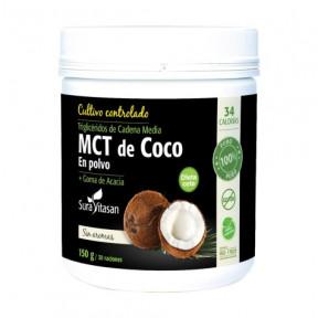 MCT de Coco en Poudre Sura Vitasan 150g