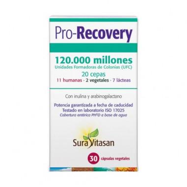 Pro-Recovery Sura Vitasan 30 cápsulas