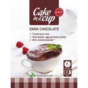 Bizcocho en Taza Chocolate Negro 75 g