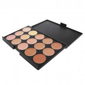 Neutral Palette 15 Colors Makeup Corrector