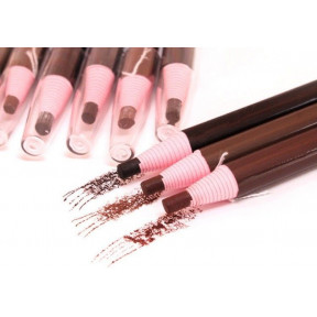 Eyebrow Liner Pencil Waterproof Black