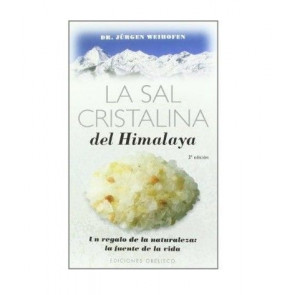 Livro Sal Cristalina del Himalaya