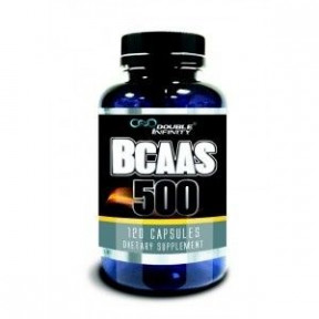 Double Infinity BCAAs 500 120 Capsules