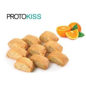 Mini Biscuits CiaoCarb Protokiss Phase 1 Orange 50 g