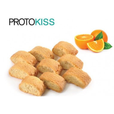 Mini Galletas CiaoCarb Protokiss Fase 1 Naranja