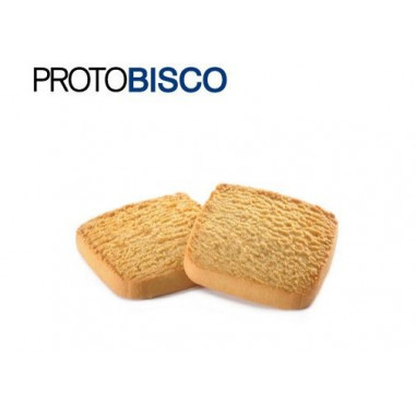 Biscuits CiaoCarb Protobisco Phase 2 Amandes