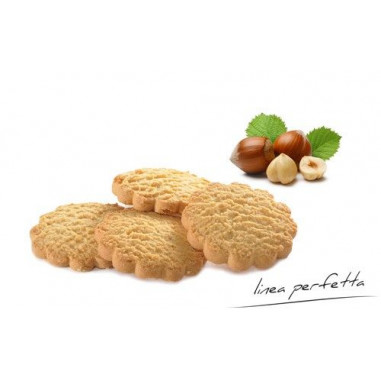 Biscuits CiaoCarb Biscozone Phase 3 Noisettes