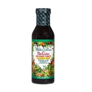 Salsa Italiana con Tomates Secos Walden Farms, 355 ml