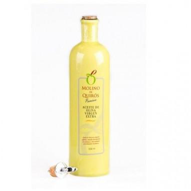 Huile d'Olive Extra Vierge Premium Molino de Quirós 500 ml
