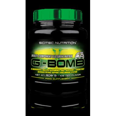 G-BOMB 2.0 Glutamine from Scitec Nutrition - Ice tea
