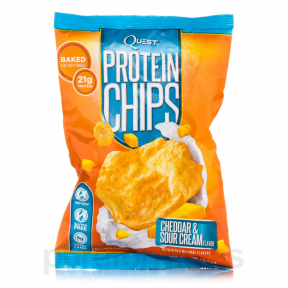 Chips de Proteína Quest Nutrition